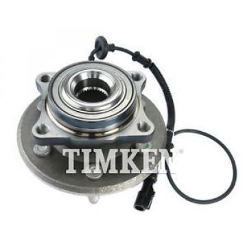 Timken  SP550209 Rear Hub Assembly
