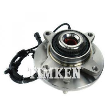 Timken  SP550217 Front Hub Assembly
