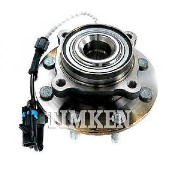 Timken  SP580310 Front Hub Assembly