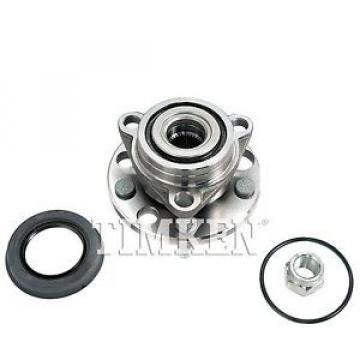 Timken  513017K Front Hub Assembly