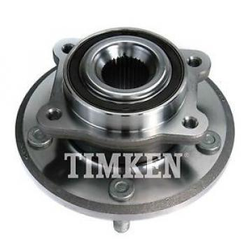 Timken  HA590344 Front Hub Assembly