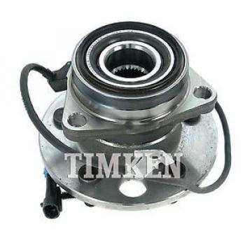 Timken  SP550308 Front Hub Assembly