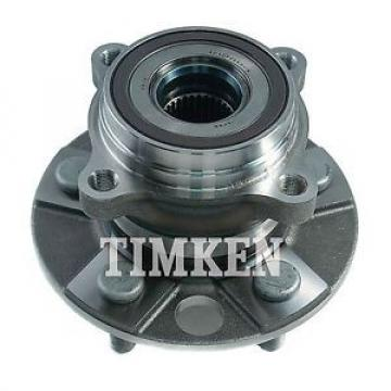 Timken  HA590269 Rear Hub Assembly