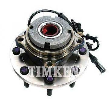 Timken  SP580205 Front Hub Assembly