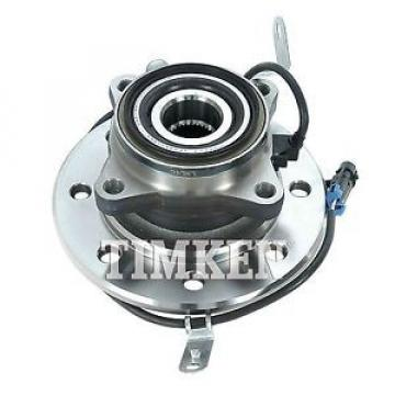 Timken  SP580302 Front Hub Assembly