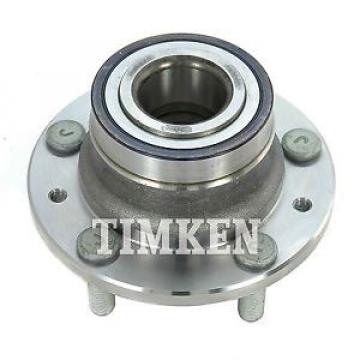Timken  HA590095 Rear Hub Assembly