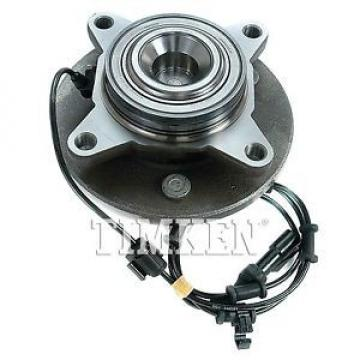 Timken  SP550206 Front Hub Assembly