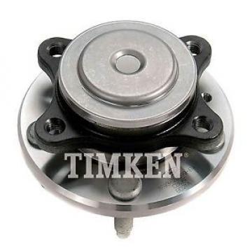 Timken  512299 Rear Hub Assembly