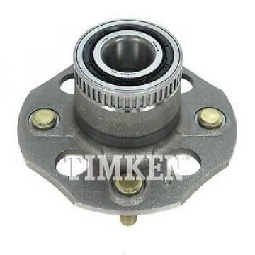 Timken  512031 Rear Hub Assembly