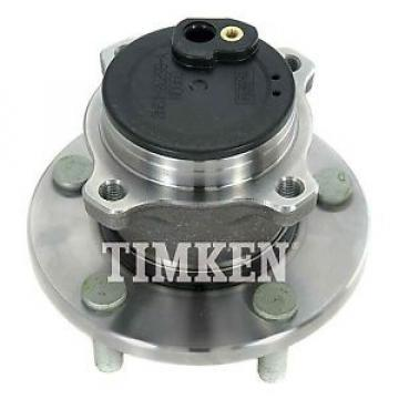 Timken Wheel and Hub Assembly Rear HA590099