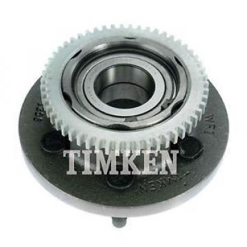 Timken  HA599406 Front Hub Assembly