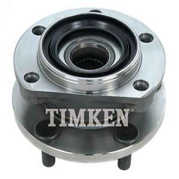 Timken  512125 Rear Hub Assembly