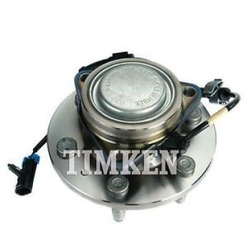 Timken  SP450703 Front Hub Assembly