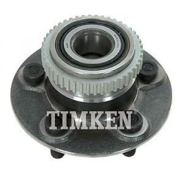 Timken  512168 Rear Hub Assembly
