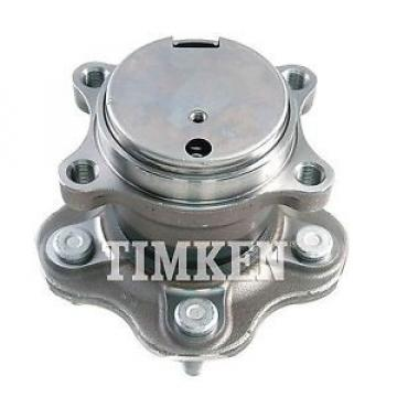 Timken  HA590281 Rear Hub Assembly