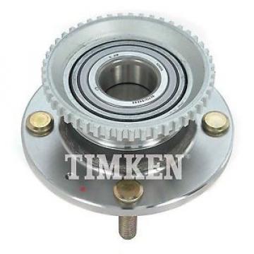 Timken  512026 Rear Hub Assembly