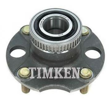Timken  512022 Rear Hub Assembly