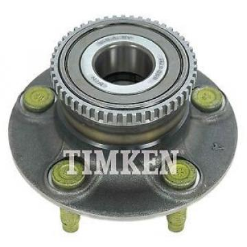 Timken  512162 Rear Hub Assembly
