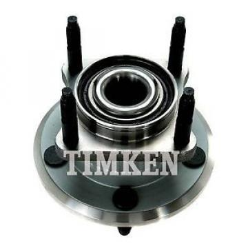 Timken  HA590141 Rear Hub Assembly