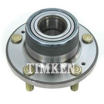Timken  512039 Rear Hub Assembly