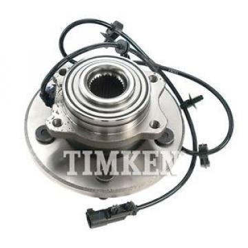 Timken  HA590274 Rear Hub Assembly