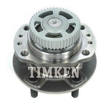 Timken  512156 Rear Hub Assembly