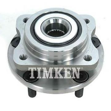 Timken  513074 Front Hub Assembly