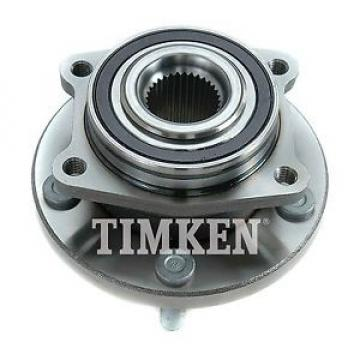Timken  HA590219 Front Hub Assembly
