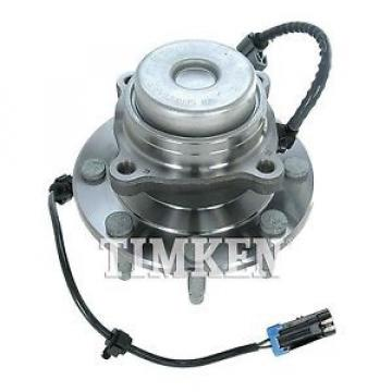 Timken  HA590352 Front Hub Assembly