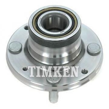 Timken  512148 Rear Hub Assembly