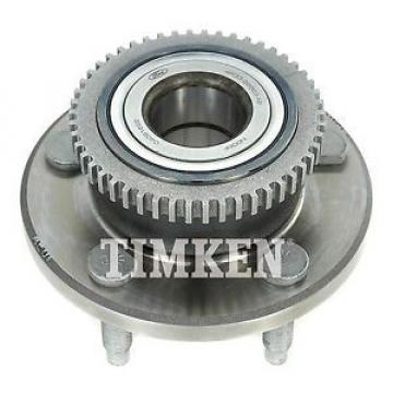 Timken  HA590017 Front Hub Assembly