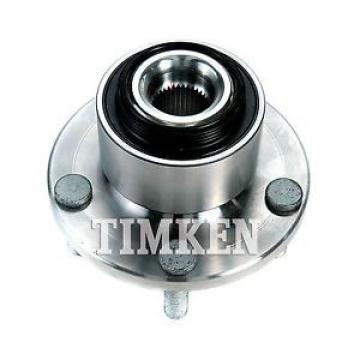 Timken  HA590323 Front Hub Assembly