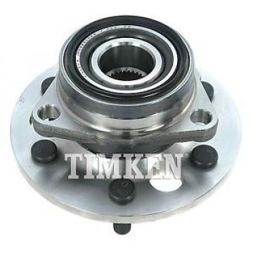Timken  515002 Front Hub Assembly