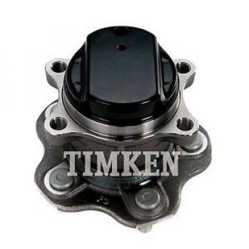 Timken  HA590241 Rear Hub Assembly