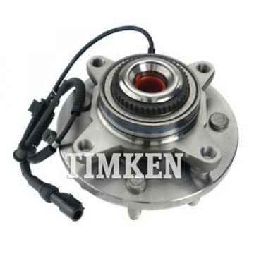 Timken  SP550215 Front Hub Assembly