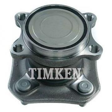 Timken  HA590279 Rear Hub Assembly