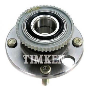 Timken  513049 Rear Hub Assembly