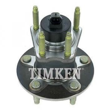 Timken  HA590088 Rear Hub Assembly