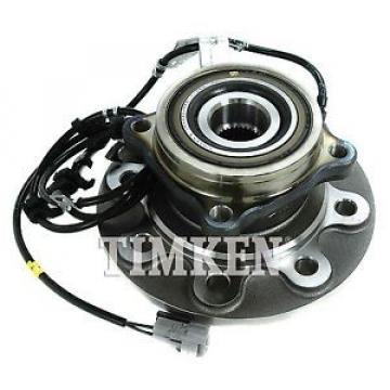 Timken  SP580101 Front Hub Assembly