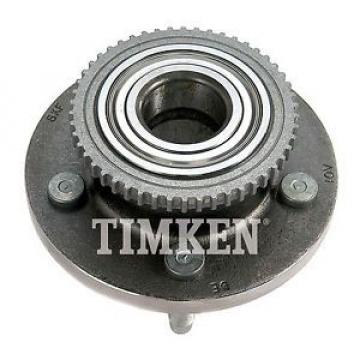 Timken  513202 Front Hub Assembly
