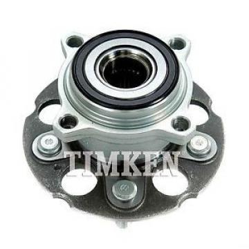 Timken  HA590204 Rear Hub Assembly