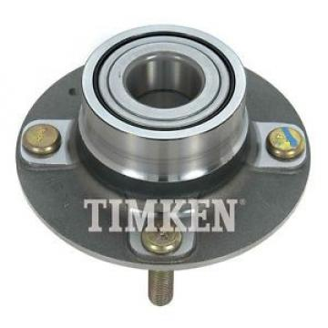 Timken  512194 Rear Hub Assembly