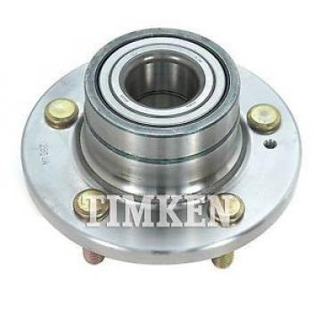 Timken  512197 Rear Hub Assembly