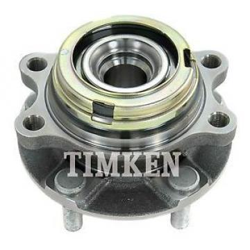 Timken  HA590124 Front Hub Assembly