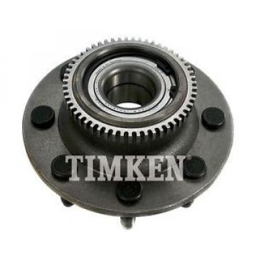 Timken  HA590000 Front Hub Assembly