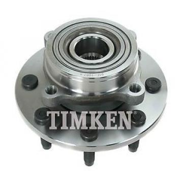 Timken  HA590503 Front Hub Assembly