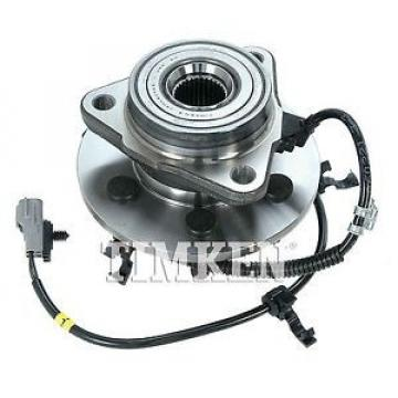 Timken  SP450101 Front Hub Assembly