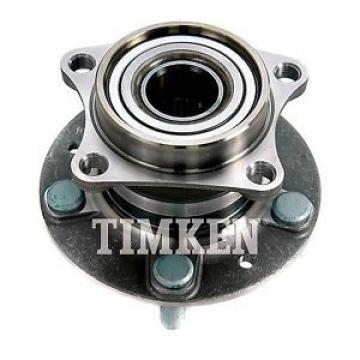 Timken  HA590193 Rear Hub Assembly