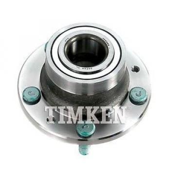 Timken  512270 Rear Hub Assembly
