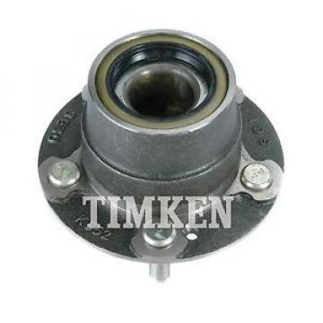 Timken  HA590011 Rear Hub Assembly